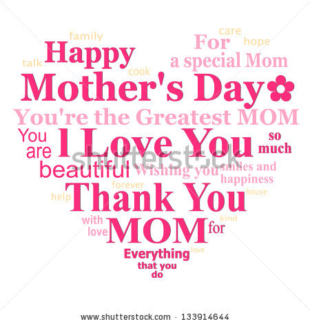 stock-photo-happy-mothers-day-card-design-on-white-background-133914644